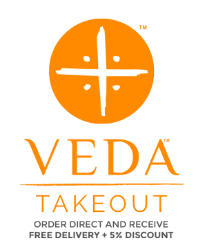 Veda Takeout delivery order menu
